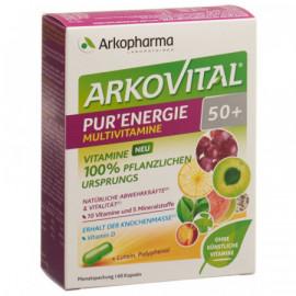 Arkovital Pur'Energie 50+ multivitamines et -minéraux...