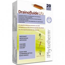 DRAINOFLUIDE LF 2 20 amp...