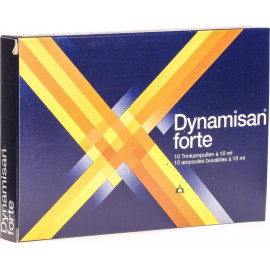 Dynamisan forte 10 ampoules...
