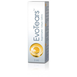 EvoTears® collyre 3 ml