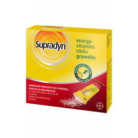 Supradyn energy vitamines sticks 20 pce