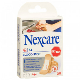 3M Nexcare Blood Stop Strips 14 pce