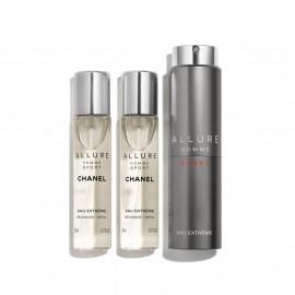 Chanel ALLURE homme sport eau extrême vapo de voyage...