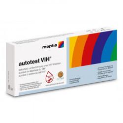 autotest VIH autotest de dépistage du VIH