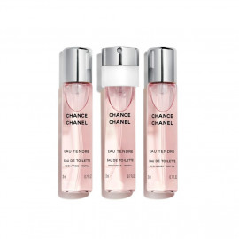 Chanel CHANCE eau tendre edt recharge vapo de sac 3x20 ml