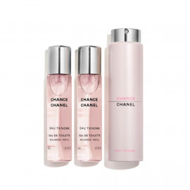 Chanel CHANCE eau tendre edt twist and spray vapo de sac...