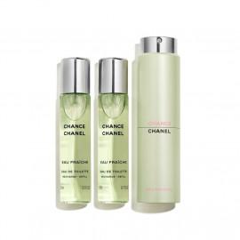 Chanel CHANCE eau fraîche edt twist and spray vapo de sac...
