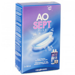 Aosept Plus liq 2 x 360 ml