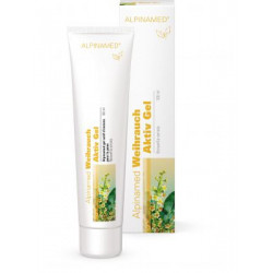 ALPINAMED Gel actif d'encens tb 100 ml