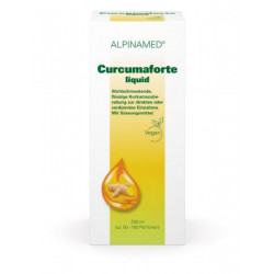 ALPINAMED Curcumaforte liq fl 250 ml