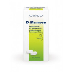 ALPINAMED D-Mannose cpr 60 pce