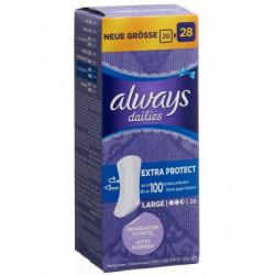 ALWAYS Protège-slip Extra...