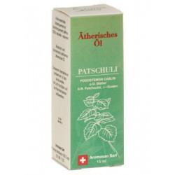 Aromasan patchouli huil ess dans étui bio 15 ml