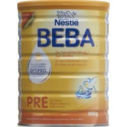 BEBA OPTIPRO PRE dès la naissance bte 800 g