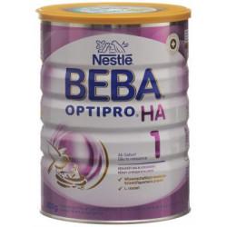 BEBA OPTIPRO HA 1 dès la naissance bte 800 g