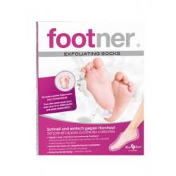 FOOTNER set pied exfolia...