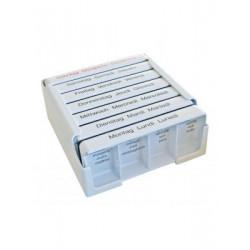 MEDI-7 pilulier semainier...