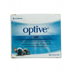 OPTIVE unit doses solution confort 30x0.4ml