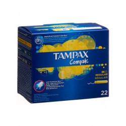 TAMPAX tampons Compak...
