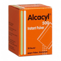 Alcacyl instantanée pdr 500...
