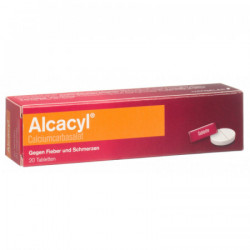 Alcacyl cpr 20 pce