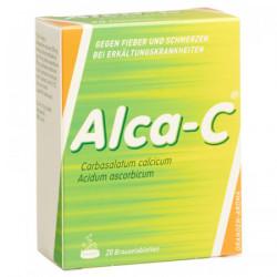 Alca-C cpr eff bte 20 pce