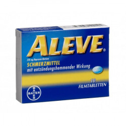 Aleve cpr pell 220 mg 12 pce
