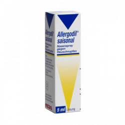 Allergodil saisonal spray nasal 5 ml