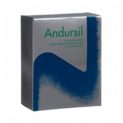 Andursil cpr croquer 24 pce