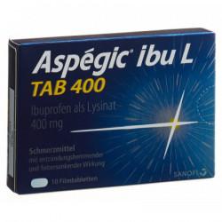 Aspégic ibu L TAB cpr pell...