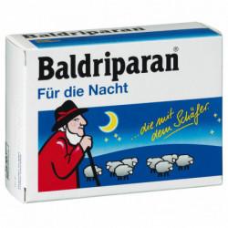 Baldriparan pour la nuit...