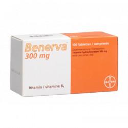 Benerva cpr 300 mg 100 pce