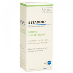 Betadine solution standard...