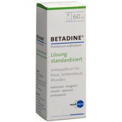 Betadine solution standard...