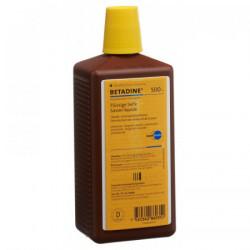 Betadine savon liq 500 ml