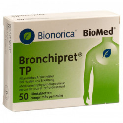 Bronchipret TP cpr pell 50 pce