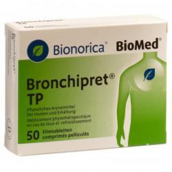 Bronchipret TP cpr pell 50 pce