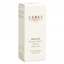 CERES melissa officinalis...