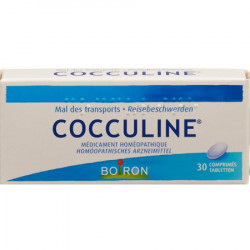 Cocculine cpr 30 pce