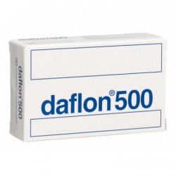 Daflon cpr pell 500 mg 30 pce