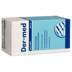 Der-med extra doux liq pH 5.5 disp 500 ml