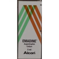 Emadine gtt opht 5 ml