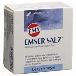 Sel Emser pdr 20 sach 1.475 g