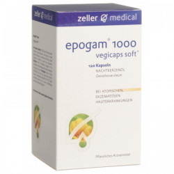 Epogam 1000 Vegicaps soft...