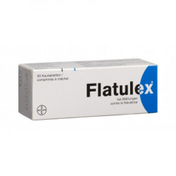Flatulex cpr croquer 42 mg...
