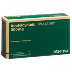 Acétylcystéine Helvepharm...