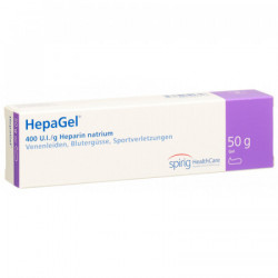 HepaGel gel tb 50 g