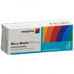 Muco-Mepha cpr eff 600 mg...