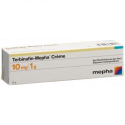 Terbinafin-Mepha crème 15 g