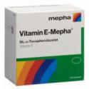 Vitamin E-Mepha caps 100 pce